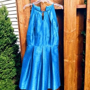 Alfred Sung Blue Size 8 Dress!!!